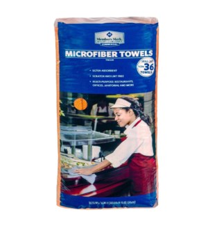 MICROFIBER TOWELS #9892 MULTI PURPOSE