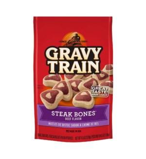 GRAVY TRAIN #51365 STEAK BONES BAG