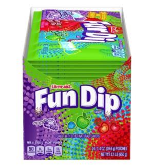 FUN DIP #67463 APPLE,CHERRY&GRAPE
