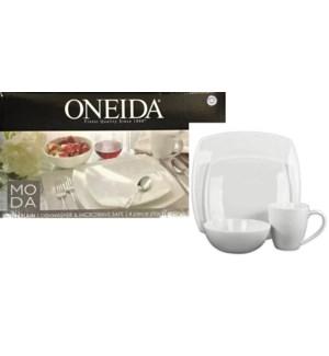 ONEIDA #D17604 DINNERWARE SET