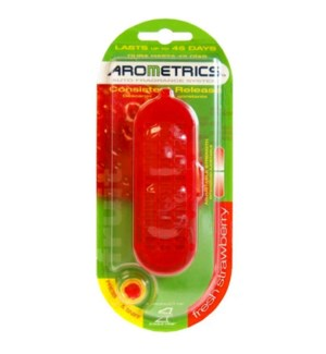 AROMETRICS STRAWBERRY AUTO FRAGRANCE