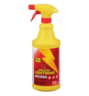 GREASED LIGHTNING #19852 CLASSIC CLEANER &