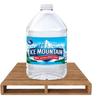 ICE MOUNTAIN #33413 NATURAL SPRING WATER