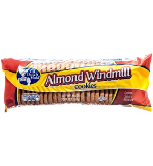 LIL DUTCH #10267 ALMOND WINDMILL COOKIES