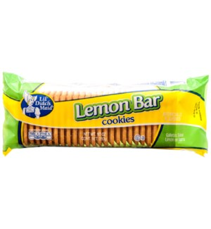 LIL DUTCH #10268 LEMON BAR COOKIES