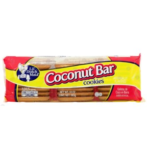 LIL DUTCH #10269 COCONUT BAR COOKIES