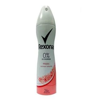 REXONA #40994 MUSC SPRAY DEODORANT