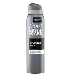 DOVE SPRAY #53262 INVISIBLE DRY DEODORANT