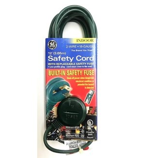 EXTENSION CORD #58335 GREEN