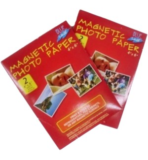 KT #46MP02-01 MAGNETIC PHOTO PAPER