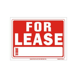MY #22614 SIGN/FOR LEASE