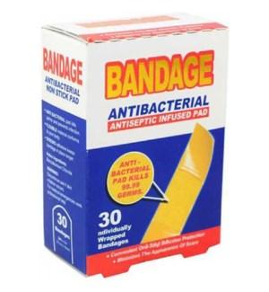 BANDAGE #28033 ANTIBACTERIAL