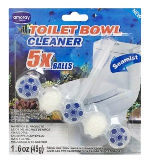AMARAY TOILET BOWL CLEANER #88882 SEA MIST