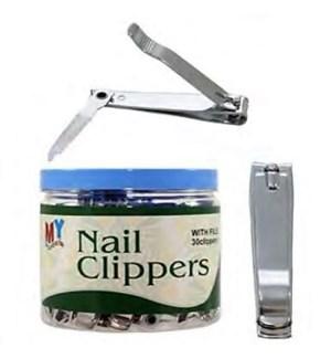 MY #90820 TOE NAIL CLIPER IN JAR