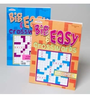 KAPPA #B3406 CROSS WORD/BIG & EASY