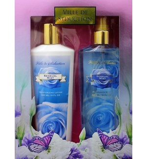 GIFT SET #GS-VS/SENSUAL BODY MIST & LOTION