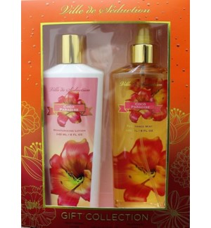 GIFT SET #GS-VS/COCO BODY MIST & LOTION