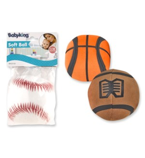 BK23100 SOFT SPORT BALL