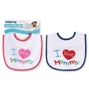 BK83690 BIB - I LOVE MOMMY
