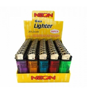 NEON LIGHTERS MASTER CASE