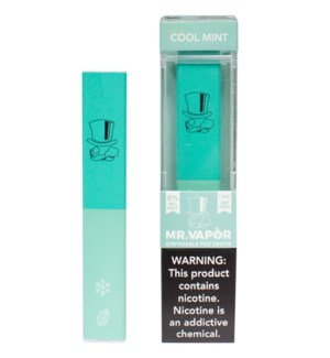 MR.VAPOR #03849 COOL MINT