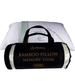 DT BAMBOO MEMORY FOAM PILLOW