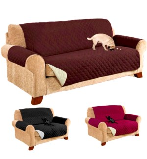 DT 3PC SOFA PROTECTOR