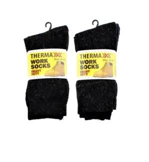 TX #12300 THERMAL SOCKS, ASST
