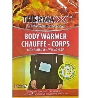 TX #19004 BODY WARMERS