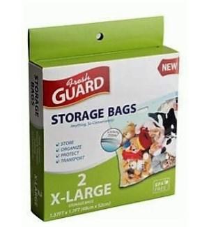 STORAGE BAG #31015 X-LARGE (FRESH GUARD)