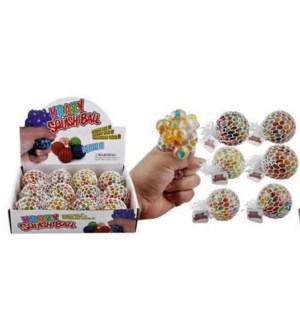 KRAZY SQUISH BALL #84017 MULTI COLOR