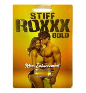 X PILLS - STIFF RPXXX GOLD #000