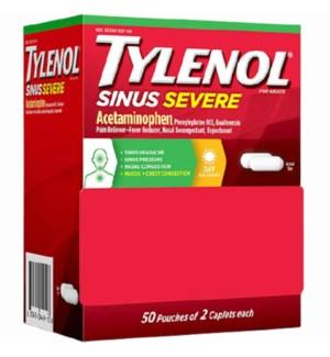 TYLENOL SINUS SEVERE