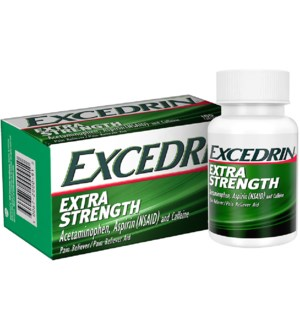 EXCEDRIN X-STR ORIGINAL