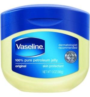 VASELINE #34500 ORIGINAL PETROLEUM JELLY