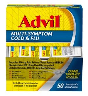 ADVIL COLD & FLU MULTI-SYMPTOM