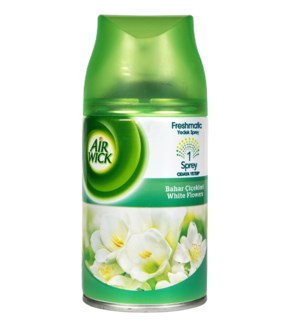 AIR WICK REFILL #9042 WHITE FLOWERS AUTO AIR FRESH