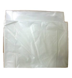 CAN SMACKER CLEAR BAGS