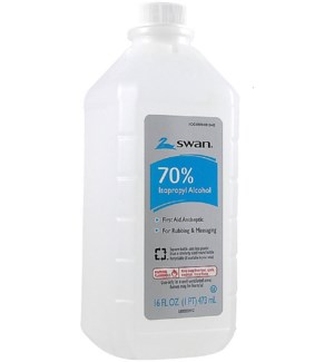 SWAN 70% RUBBING ALCOHOL