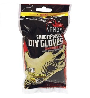 DIY LATEX GLOVES #VEN1225 SMOOTH TOUCH