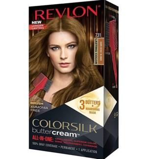 REVLON #36231 D.BEIGE BLONDE HAIR COLOR