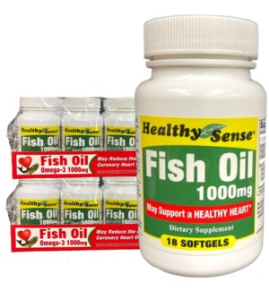 H.S VIT #2 FISH OIL (OMEGA 3)