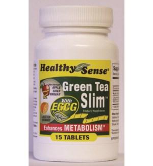 H.S VIT #16 GREEN TEA SLIM