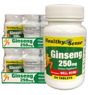 H.S VIT #8 GINSENG (250MG)