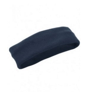 ADULT KNIT EAR BAND #10006 NAVY BLUE