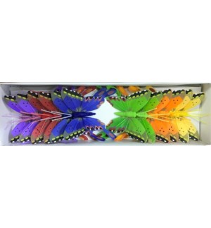 BUTTERFLY #BF727 DECORATION