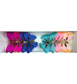 BUTTERFLY #BF702 DECORATION