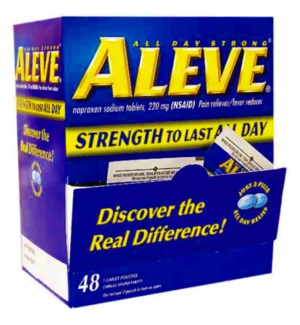 ALEVE PAIN RELIF