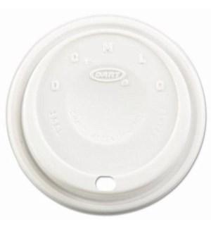 DART CUP LID #16EL PLASTIC /ONE SIZE FITS ALL