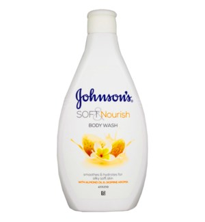JOHNSON'S BODY WASH #5242 ALMOND